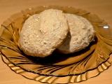 Celozrnné pšenično  žitné housky recept
