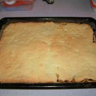 Mřížkový jablkový koláč recept