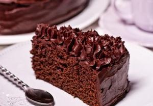 Čokoládový dort podle italského receptu (poctivá porce čokolády ...