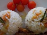 Zeleninová rýže k masu recept