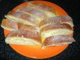 Kynutý tvarohový závin recept
