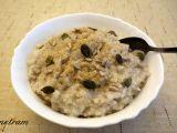 Rýžovo-oříšková/semínková kaše recept