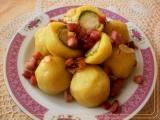 Kapustičky v bramborovém kabátku recept