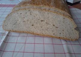 Chleba z maminčiny kuchařky recept