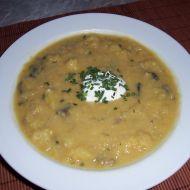 Rychlá polévka z červené čočky recept