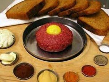 Pravý tatarský biftek