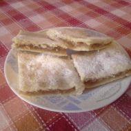 Křehký jablečný koláč recept