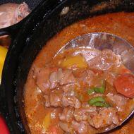 Maďarský guláš 1 recept