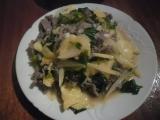 Šťavnatá restovaná roštěná s ananasem recept