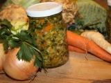 Polévková směs recept