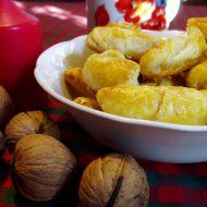 Loupáčky z listového těsta recept