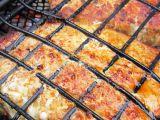 Grilované kotlety plněné oštěpkem recept