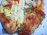 Mungové kuřátko recept