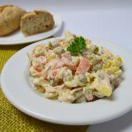 Domácí vlašský salát podle maminky recept