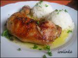 Kuře pečené na másle s kmínem recept