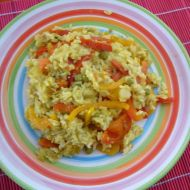 Rýže po indicku recept