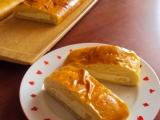 Ananasový závin s tvarohem recept