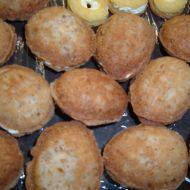 Plněné ořechy recept