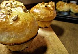 Muffinové bulky z vývaru recept