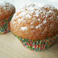 Šlehačkové muffiny s kandovaným ovocem recept