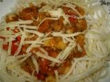 Špagety 2 recept