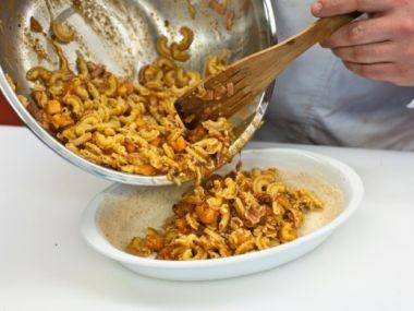 Zapékané těstoviny na římský způsob