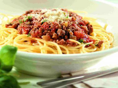 Směs na špagety  absolutně žrací