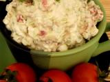 Dobrá sýrovo-zeleninová pomazánka recept