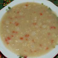 Hustá květáková polévka recept