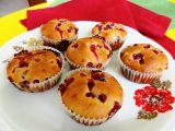 Rybízové muffiny s jogurtem recept