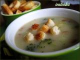 Brokolicová polévka se slaninou recept