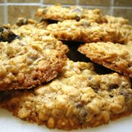 Datlové cookies recept