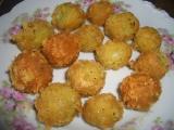 Sýrové krokety recept