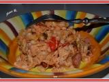 Zapečené pikantní fazole recept