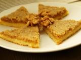 Buchta s ořechovou polevou recept