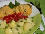 Brokolice v kukuřičné krustě recept