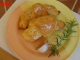 Rohlíčky s česnekem recept