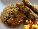 Bramborové placky se smaženicí recept