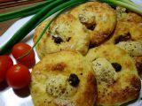 Bramborové koláče s Hermelínem a parmazánem recept ...
