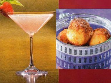 Cocktail Heat a křupanky