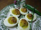 Vajíčka na sardeli recept