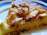 Tvarohový koláč s jablky a skořicovou vůní recept