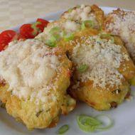 Bramborové smaženky se sýrem recept