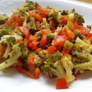 Lehký brokolicový salát recept