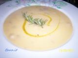 Cizrnová krémová polévka recept