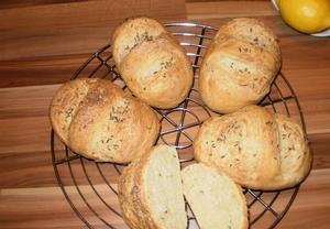 Dalamánky z chlebové mouky