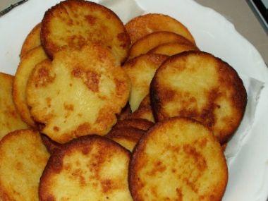 Recept Bramborové placky