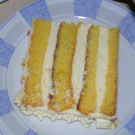 Slavnostní dort recept