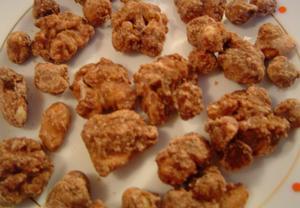 Ořešáci  ořechy v karamelu  bezlepkové