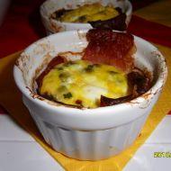 Slané muffiny se šunkou recept